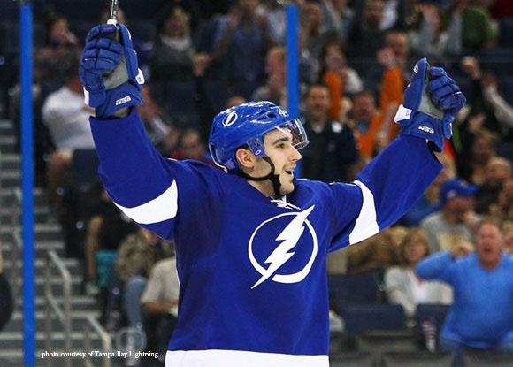 NHL: NOV 06 Flames at Lightning