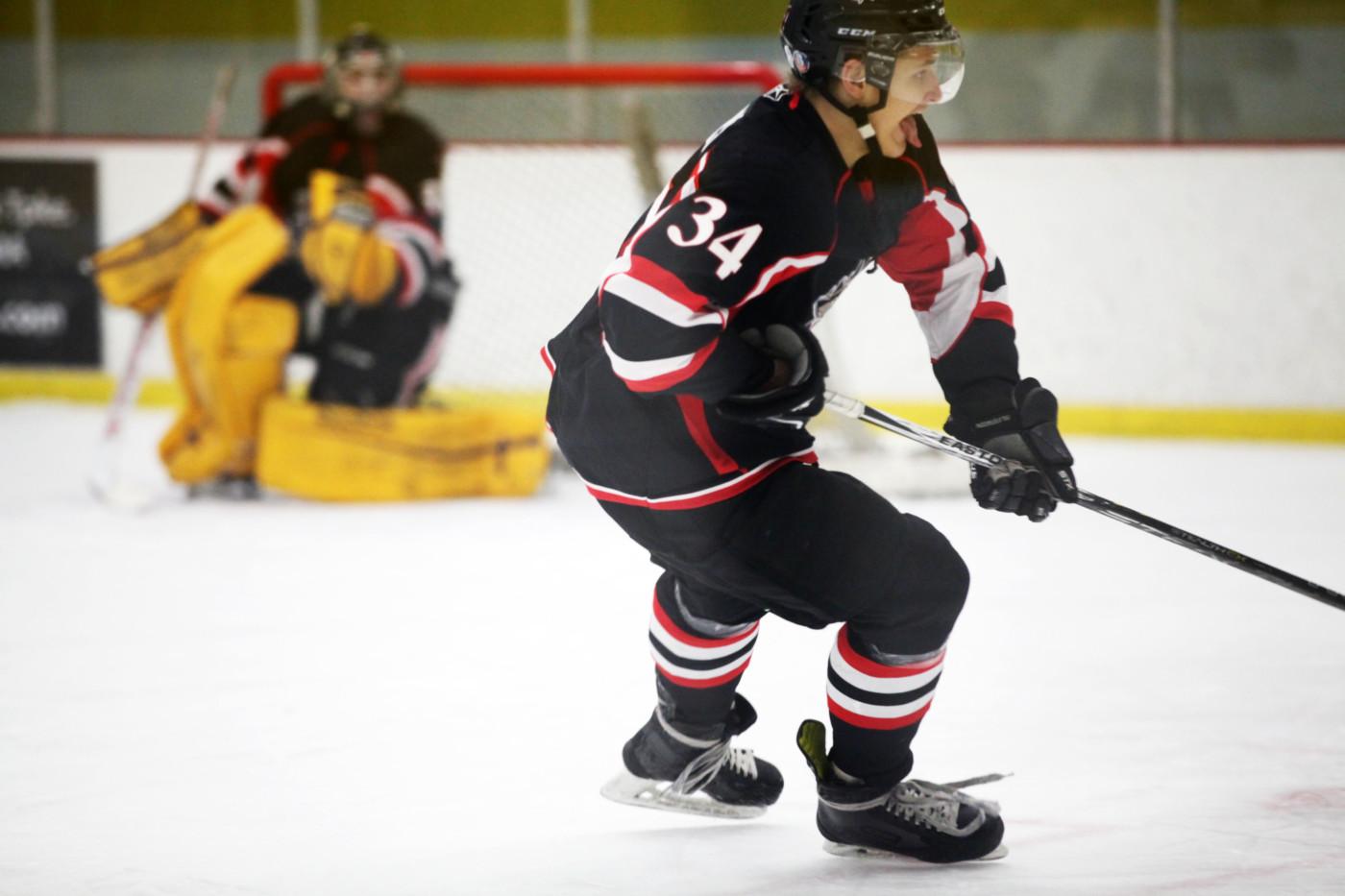 USHL: Maine Recruit Tralmaks Finds Groove In Playoffs